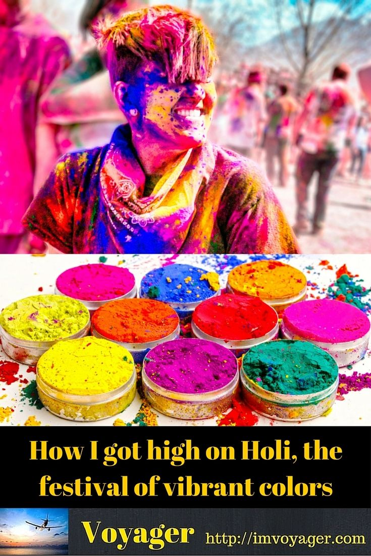 Holi, an Indian festival is one of the most important of the numerous festivals of India and is predominantly celebrated in the northern and western parts of the country.