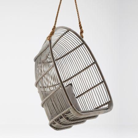 Romantischer Hängestuhl Renoir Aus Ratten Des Renommierten Herstellers Sika  Design Erhältlich Bei Borono.