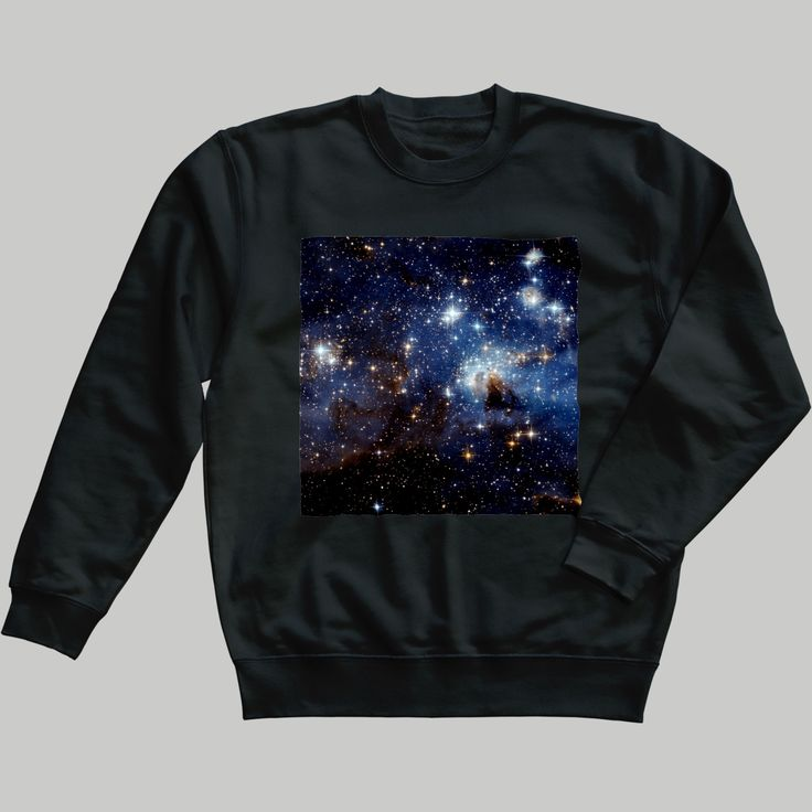 dohshin の【大マゼラン星雲にある星形成領域、LH95】スウェット ∞ SUZURI(スズリ)