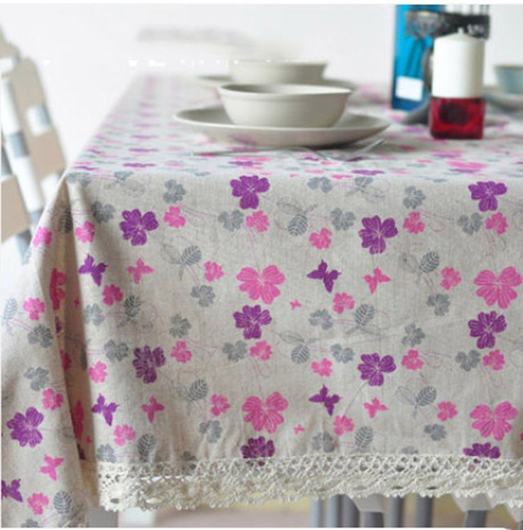 Creative design llinen cotton table cloth square for banquet multi-size high quality tablecloths free shipping #Affiliate