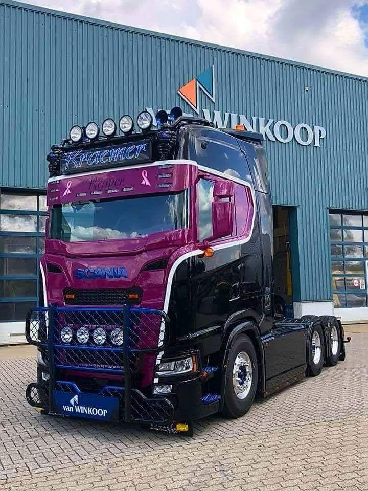 Semi Trucks Cool Best Gas Mileage Customised
