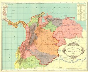 Gran Colombia - Wikipedia, the free encyclopedia