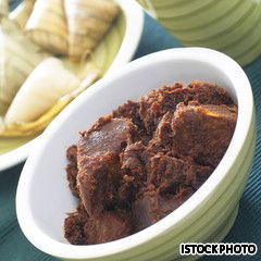 Rendang from Indonesia, crowned as World's Most Delicious Food according to CNN's poll.