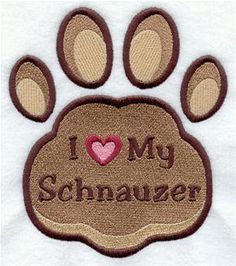 1000+ images about Mad about Schnauzers on Pinterest   Schnauzers ...