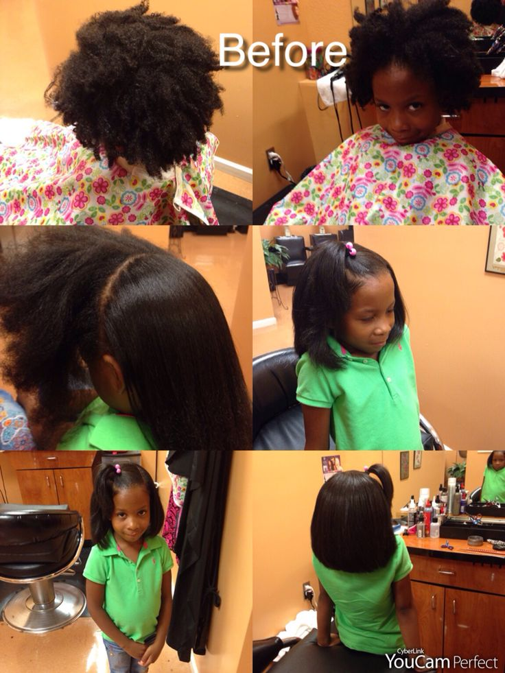 49 Best Flat-Ironed Styles Images On Pinterest  Braids, Natural Hair And Childrens -5468