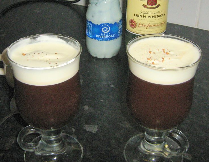 Irish Coffee Recipe How To Make with Whiskey Cream and Coffee. What could be more relaxing to drink and easy to make than this traditional recipe from Ireland.  How to make Irish Coffee at home