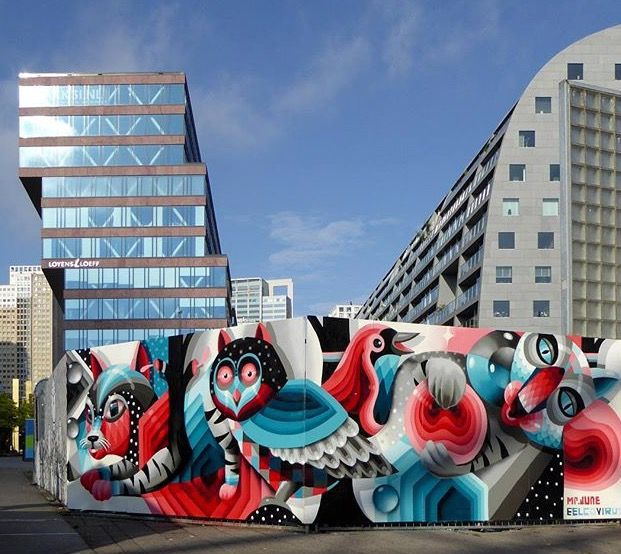 by Eelco Virus in Rotterdam, 7/15 (LP)