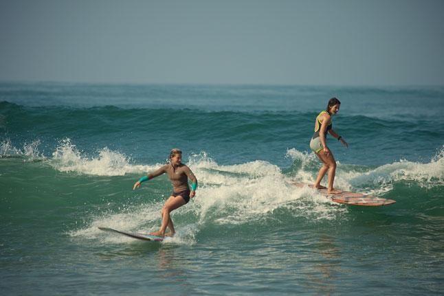 Making surfing look effortless. #summer