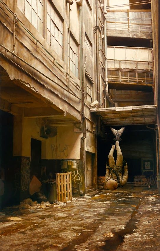 Paintings - Jeremy Geddes