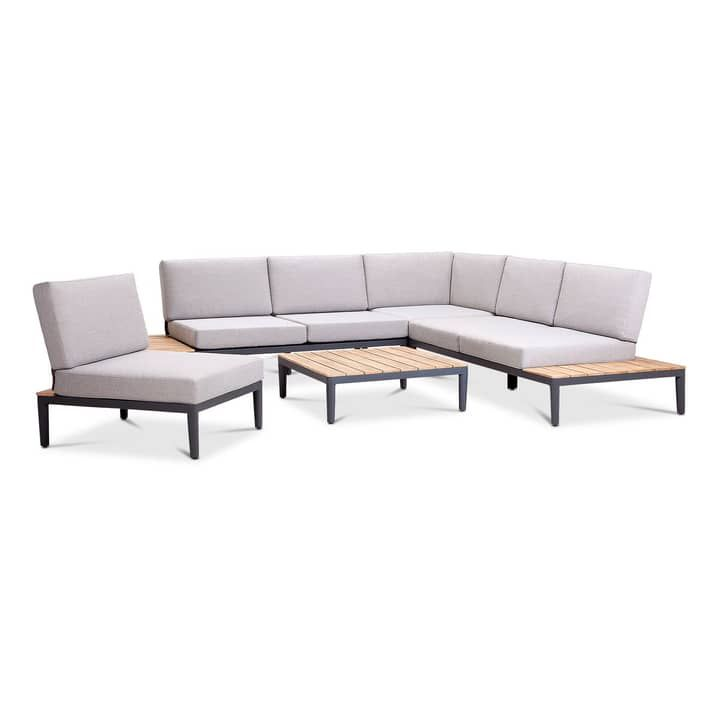 Edition Interio Jose Loungesofa Links Lounge Garten Lounge Wolle Kaufen