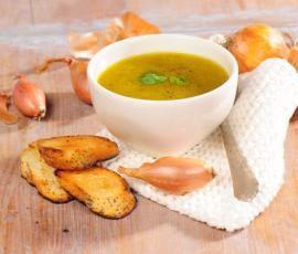 Recept Cibulová polévka od Vorwerk vývoj receptů - Recept z kategorie Polévky