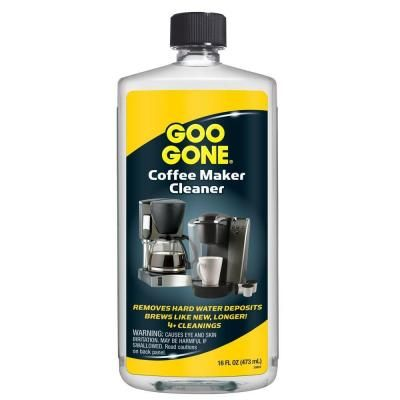 Best Coffee Maker Cleaner : 29 best images about Pinners Love Goo Gone on Pinterest Carpets, Bottle and Good housekeeping