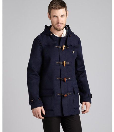 1000  ideas about Mens Duffle Coat on Pinterest | Duffle coat