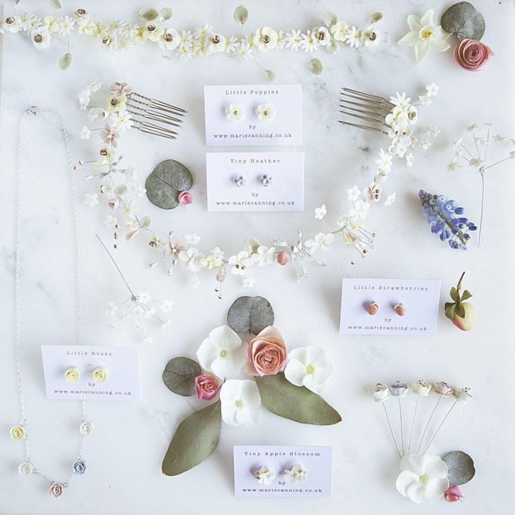 Wedding Flowers Warwickshire: Wedding Accessories Available In The Bridal Boutique