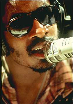 Stevie Wonder! Enough said!