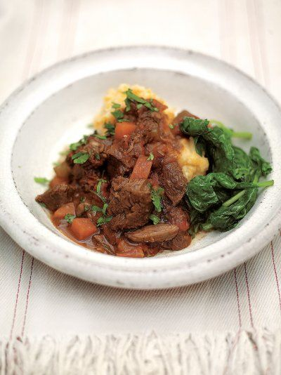 Melt In Mouth Shin Stew | Beef Recipes | Jamie Oliver Recipes