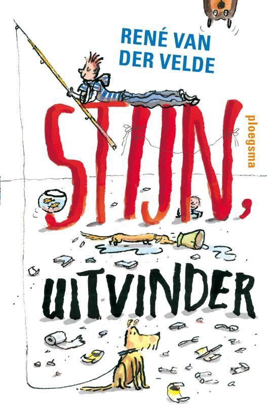 #Kerntitels Kinderboekenweek 2015 : Groep 5 & 6: Stijn Uitvinder