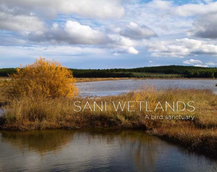 Sani Wetlands. Location: Halkidki, Greece.    To read this brochure click here http://issuu.com/sani_resort/docs/sani_wetlands_en
