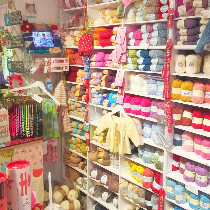 32 Best Yarn Shops Images On Pinterest