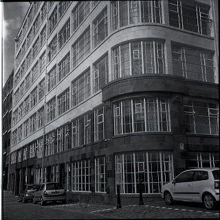 Original JD Williams head office, Dale Street, Manchester