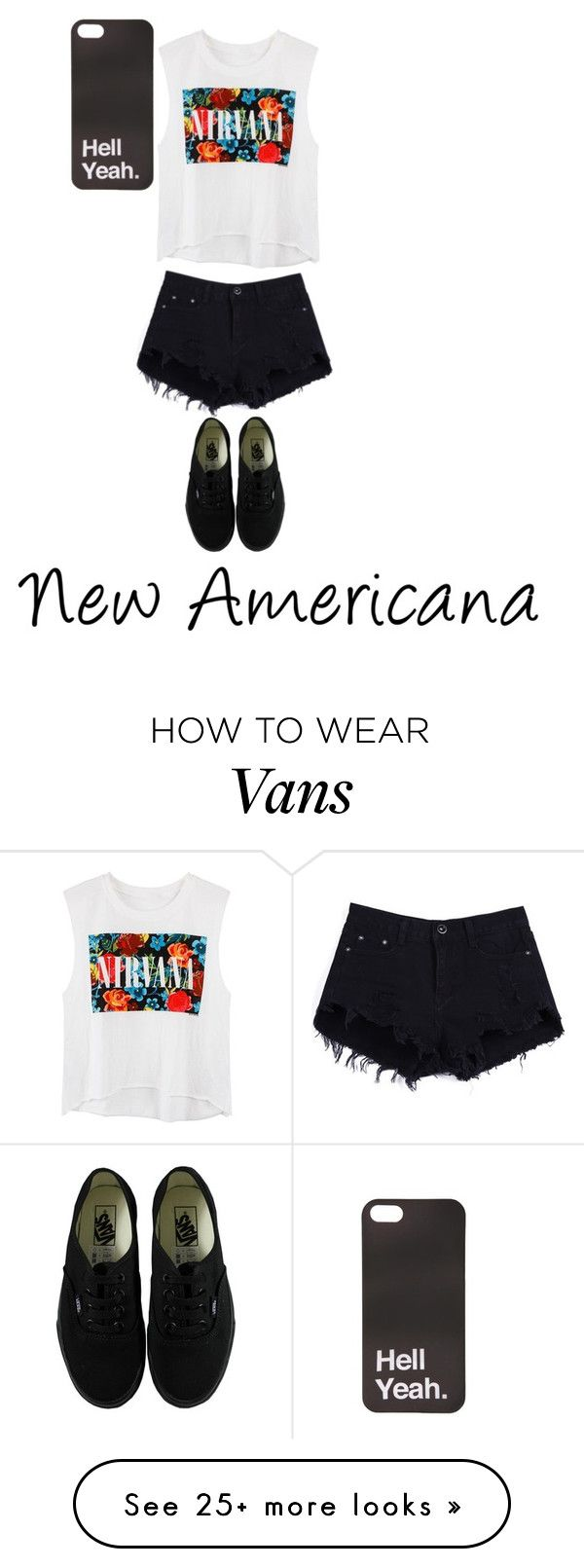"""Untitled #211"" by sorry-im-me on Polyvore featuring Vans"