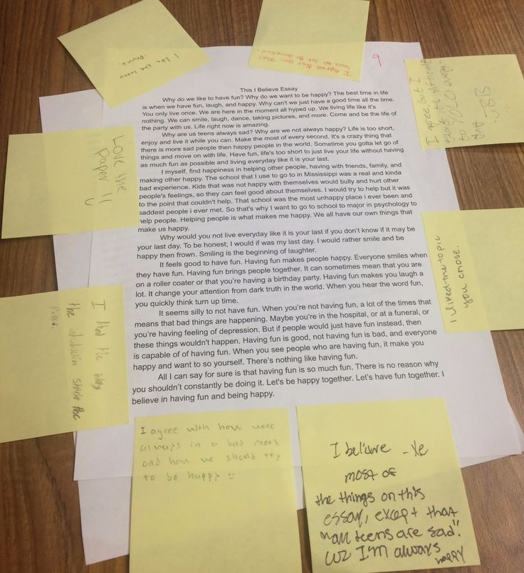 contrasting words use essay