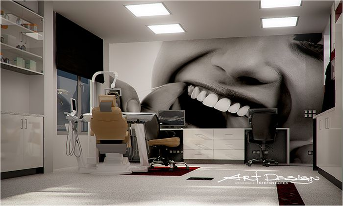 Interior design dental clinic ravda burgas interior for Dental clinic interior designs