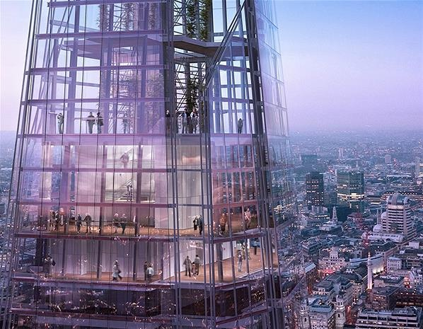 deals for eating at the shard