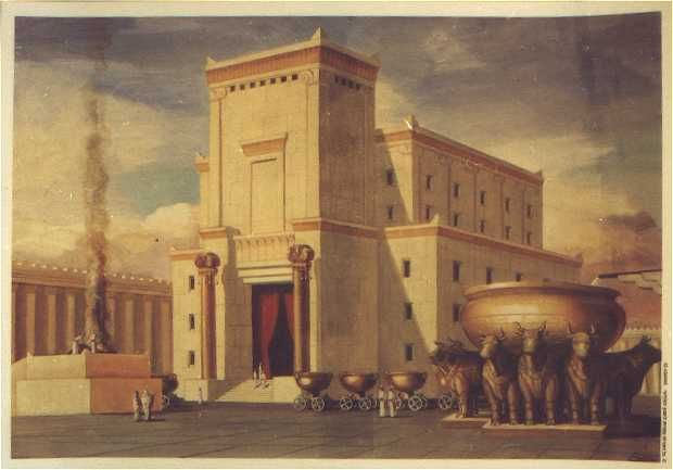 Solomon's Temple...Magnificent!