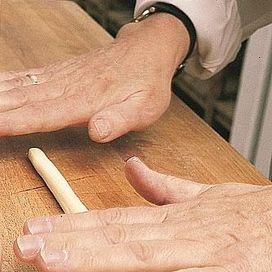Come si fanno le orecchiette - Scuola di cucina   Donna Moderna
