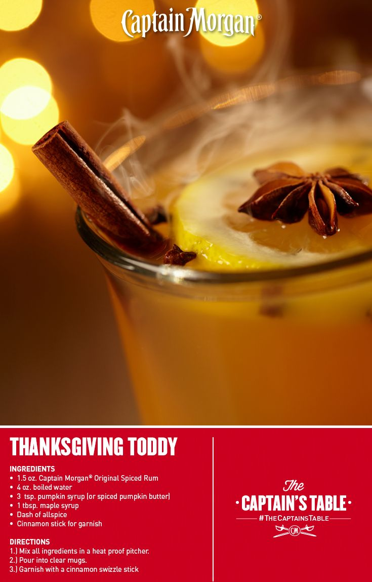 Best 18 thanksgiving images on pinterest holidays and events for Thanksgiving holiday drinks alcohol