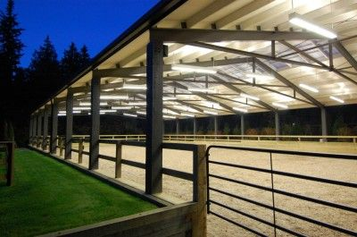 1000 Images About Barn Inclosed Arena Ideas On Pinterest