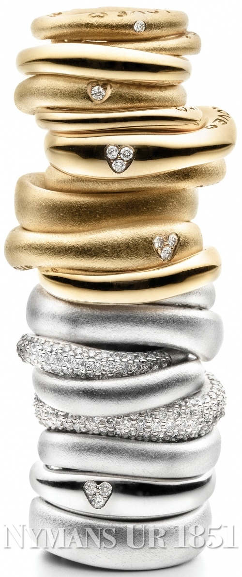 Love Ring i kollektionen Love Rings från Ole Lynggaard