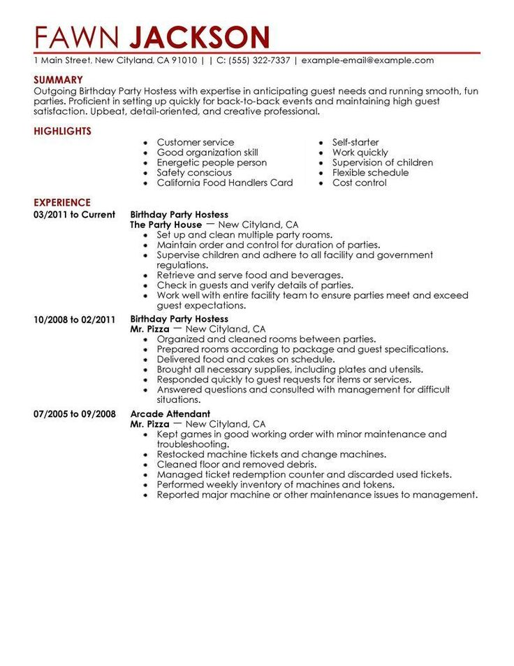 Music Industry Resume 10 Best Cv Format Images On Pinterest  Resume Templates Baristas .