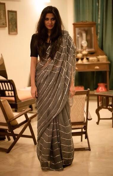 I need that saree in my wardrobe