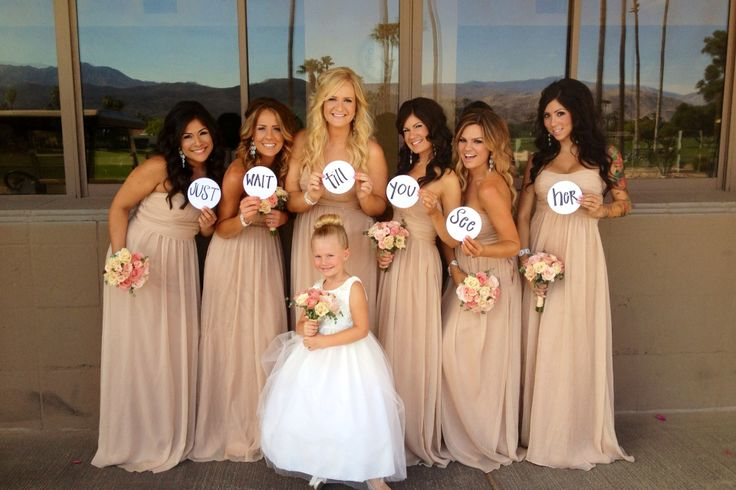 just wait til you see her wedding bridesmaid blush nude