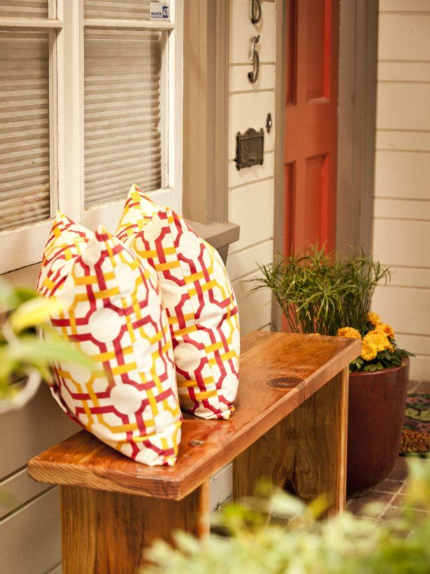Curb Appeal Ideas Attract Them To Your Door With Cozy Outdoor Seating Areas