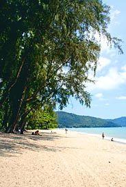 Penang Beach at Batu Ferringhi