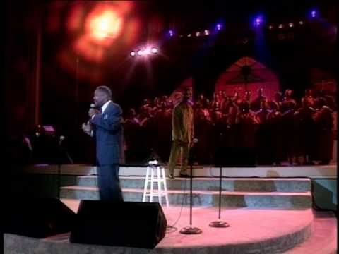 When  Sunday Comes soloiest Daryl Coley - Donald Lawrence & The Tri-City...