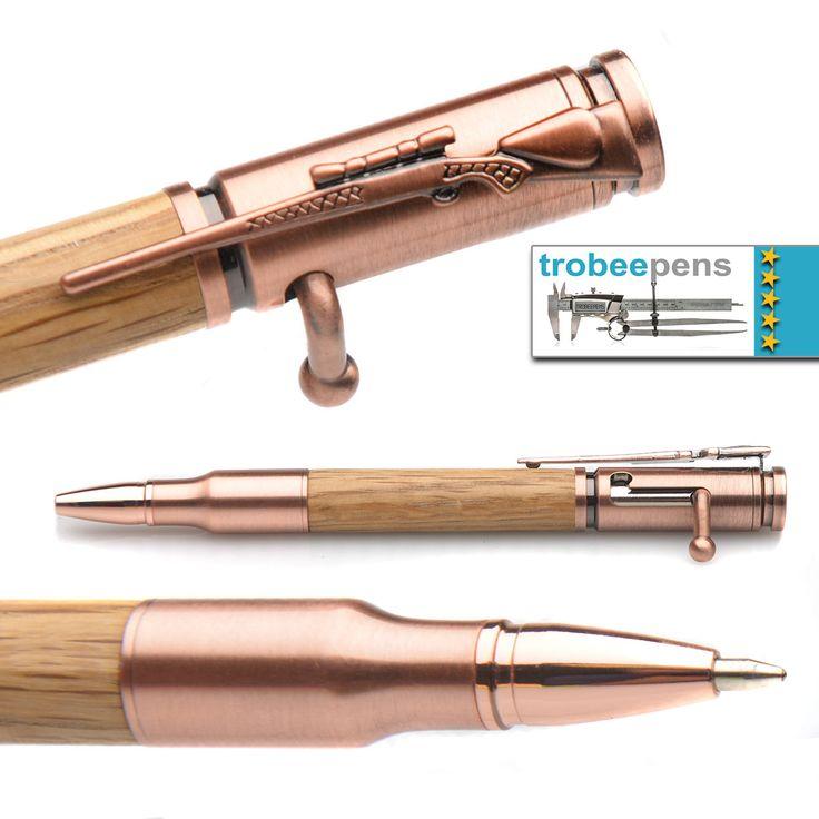 Pen - .50 Caliber Machine Gun Bullet Pen