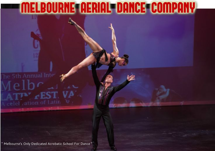 Melbourne Aerial Dance Company - http://madc.weebly.com/