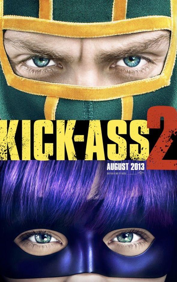 Kick-Ass 2 - First Poster