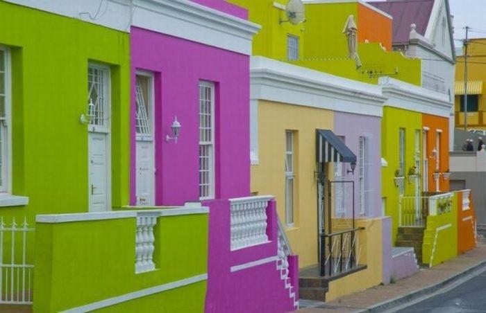 VIDA Statement Bag - Colorful Bo-Kaap Lime by VIDA UJwxpya