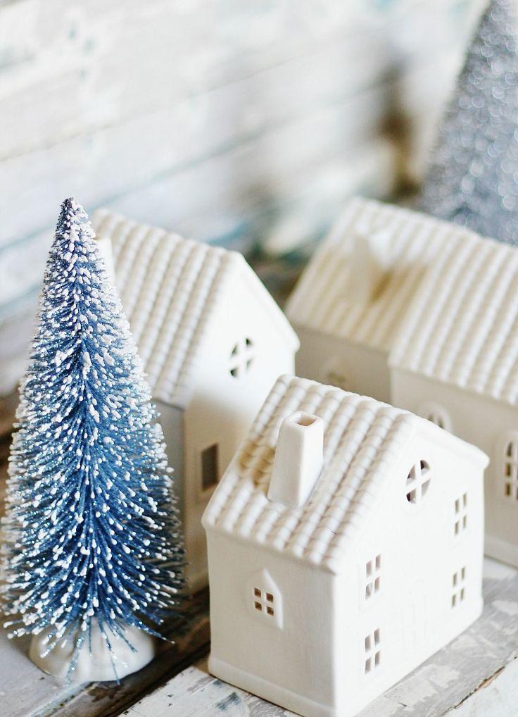 Twelve Creative Christmas Finds from Target Dollar Spot via @thistlewoodfarm