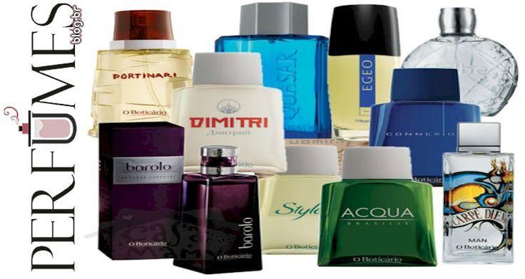 Perfumes do boticário masculino estão entre os perfumes mais vendidos no Brasil.  Confira perfume do Boticário sempre em promoção.