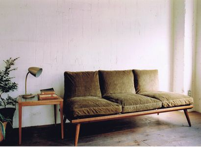 I'm digging everything that I'm seeing from TRUCK Furniture in Japan! 131. CS SOFA