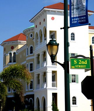 #20 on Travel+Leisure Magazines best Main Streets...Fort Pierce, FL http://resortsrock.com