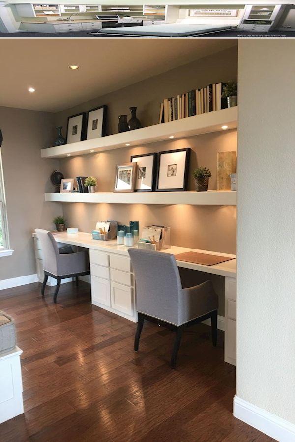 Unique Home Decor | Cool Home Office Designs | Small ...