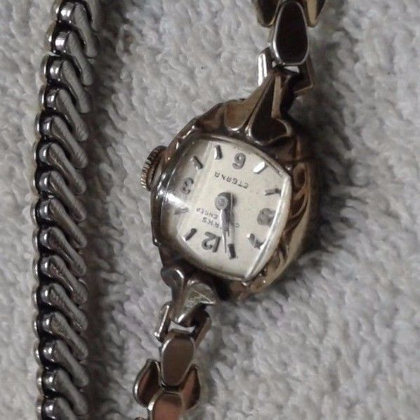 Vintage Woman's Birks  Challenger Eterna Swiss Watch Jacoby Bender Champion Band #Birks