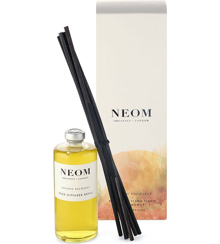 NEOM LUXURY ORGANICS Cocoon Yourself reed diffuser refill 100ml